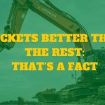 eiengineering excavator bucket Productivity