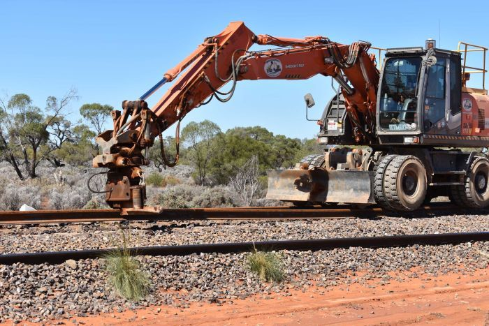 eiengineering Adelaide to Tarcoola Infrastructure Projects