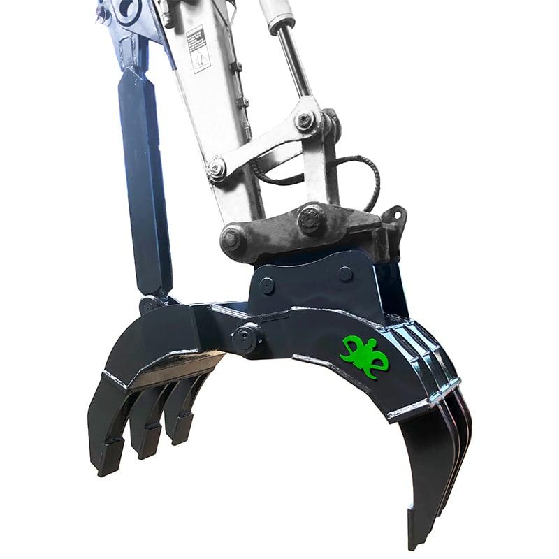 mechanical grapple